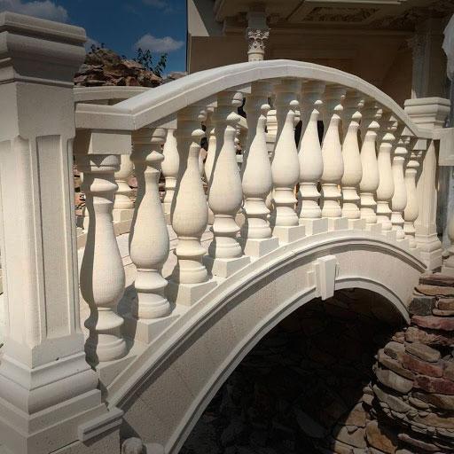 Балясины из дагестанского камня